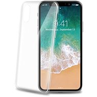 Celly Ultrathin - Apple iPhone X, fehér - Mobiltartó
