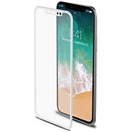 CELLY Glass iPhone X Fehér