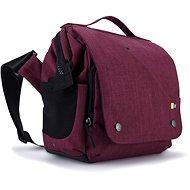 Case Logic FLXM101R bordó - Fényképezőgép táska