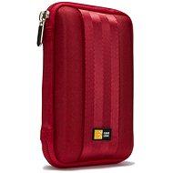 Case Logic QHDC101R tok, piros - Merevlemez tok