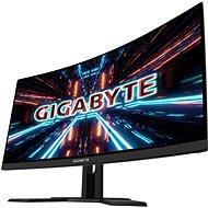 27"-es GIGABYTE G27QC - LCD LED monitor