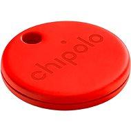 CHIPOLO ONE - intelligens kulcs lokátor, piros - Bluetooth kulcskereső