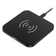 ChoeTech Wireless Fast Charger Pad 10W Black - Vezeték nélküli töltő