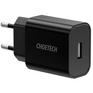 ChoeTech Smart USB Wall Charger 12W Black - Hálózati adapter