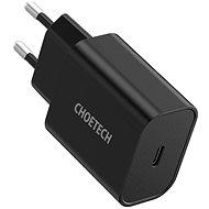 ChoeTech USB-C PD 20W Fast Charger Black - Hálózati adapter