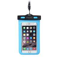 ChoeTech Waterproof Bag for Smartphones Blue - Mobiltelefon tok