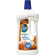 PRONTO Extra védelem viasz fa padló 750 ml - Tisztítószer