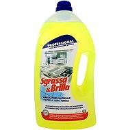 SGRASSA & BRILLA tisztítószer 5 l - Tisztítószer