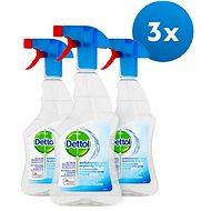 DETTOL antibakteriális felületi spray 3 × 500 ml - Fertőtlenítő