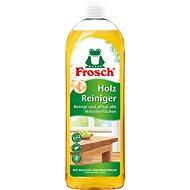 FROSCH tisztítószer fapadlóra és fa felületekre 750 ml - Öko tisztítószer