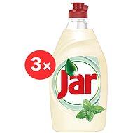 JAR Sensitive Tea Tree & Mint 3 × 1,35 l - Mosogatószer