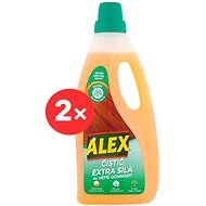 ALEX fatisztító és extra erős 2×750 ml - Fatisztító