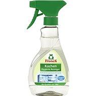 FROSCH EKO Higiénikus tisztítószer hűtő- és egyéb konyhai felületek tisztítására 300ml - Öko tisztítószer