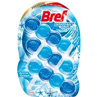 BREF Brilliant Gel Arctic Ocean 3 × 42 g - WC frissítő
