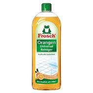 FROSCH EKO univerzális tisztítószer, narancs illattal 750 ml - Öko tisztítószer