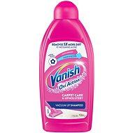 Vanish kézi szőnyegtisztító sampon, 500 ml - Szőnyegtisztító