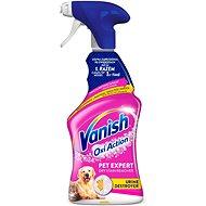 VANISH Pet expert szőnyegtisztító spray, 500 ml - Szőnyegtisztító