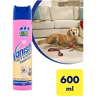 VANISH Pet Expert hab 600 ml - Szőnyegtisztító