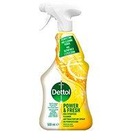 DETTOL Antibakteriális tisztítószer felületekhez, citrom és lime, 500 ml - Tisztítószer