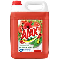 AJAX Floral Fiesta Red Flowers 5 l - Tisztítószer