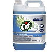 CIF Glass & Multi Surface 5 liter - Tisztítószer
