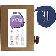 AlzaEco Sensitive edényekre 3 l - Öko mosogatószer