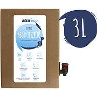 AlzaEco Citrus tisztítószer ablakokhoz 3 liter - Öko tisztítószer