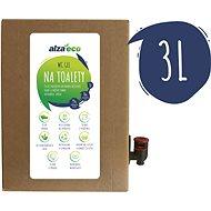 AlzaEco mellékhelyiség tisztítószer 3 liter - Öko tisztítószer