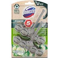 DOMESTOS Power 5 Cucumber 2× 55 g - WC blokk