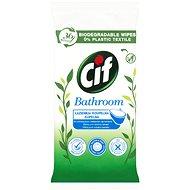 CIF Nature fürdőszoba 36 db - Tisztítókendő