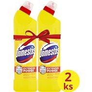 DOMESTOS Extended Power Citrus 2 × 750 ml - WC-tisztító