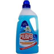 PULIRAPID Padlótisztítószer tündérrózsa illattal 1 l - Tisztítószer
