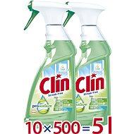 CLIN ProNature ablaktisztító 10 × 500 ml - Öko tisztítószer