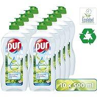 PUR Pro Nature 10 × 500 ml - Öko mosogatószer