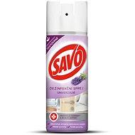 SAVO Univerzális fertőtlenítő spray - levendula 200 ml - Fertőtlenítő