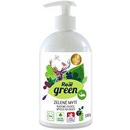 REAL GREEN zöld mosás 500 g - Öko tisztítószer