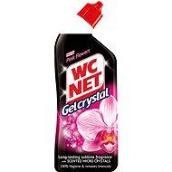 WC NET Gel Crystal Pink Flowers 750 ml