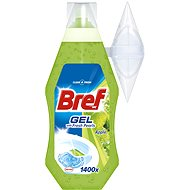 BREF Fresh Apple WC gél 360 ml - WC gél