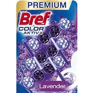 BREF Purple Aktiv 3 × 50 g - WC blokk