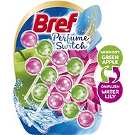 BREF Parfume Switch Apple-Water Lily  3× 50 g - WC blokk