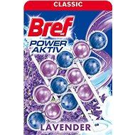BREF Power Aktiv Lavender 3× 50 g - WC blokk