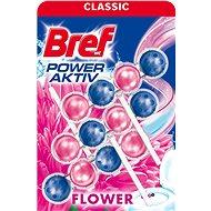 BREF Power Aktiv Fresh Flower 3× 50 g - WC blokk
