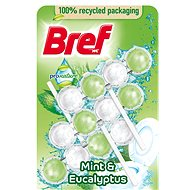 BREF ProNature Mint 3× 50 g - WC blokk