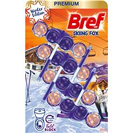 BREF WC blokk Color Aktiv Skiing Fox 4 × 50g - WC blokk