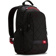 """Case Logic DLBP114K max.14"""" - fekete - Laptop hátizsák"""