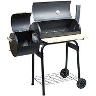 CATTARA SMOKIE faszén grillező füstölővel - Grill