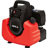 YATO Benzines áramfejlesztő 0,8kW - Aggregátor