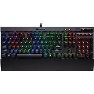 Corsair K70 LUX RGB Cherry MX Silent gamer billentyűzet (CZ) - Billentyűzet