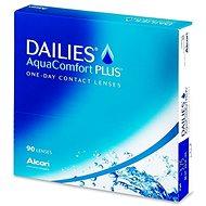Dailies AquaComfort Plus (90 lencse) - Kontaktlencse