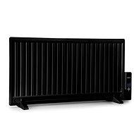 oneConcept Wallander 1000 W, fekete - Elektromos radiátor